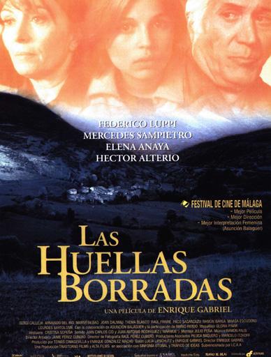 LAS HUELLAS BORRADAS