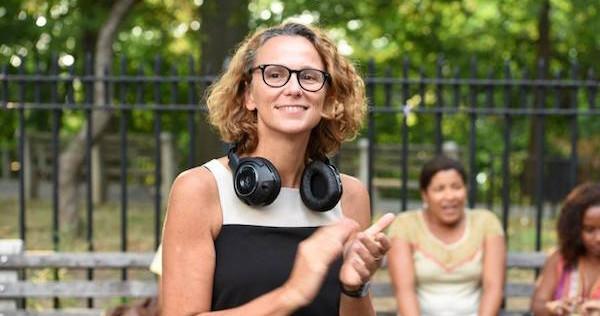 La directora argentina Julia Solomonoff. © Ultracine.