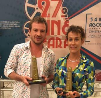 Nadie nos mira, de Julia Solomonoff, gana cuatro premios en el Festival Cine Ceará de Brasil.