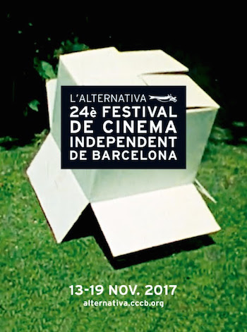 L'Alternativa, Festival de Cine Independiente de Barcelona 2017.