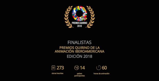 Premios Quirino. Primera edición. Finalistas.
