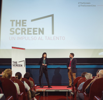 Primera edición de La Incubadora de The Screen.