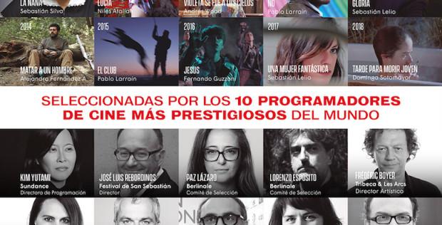 Semana del cine chileno.