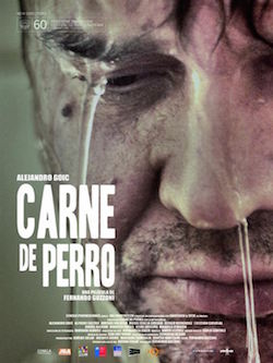 Carne de perro, película de Fernando Guzzoni producida por Solar.