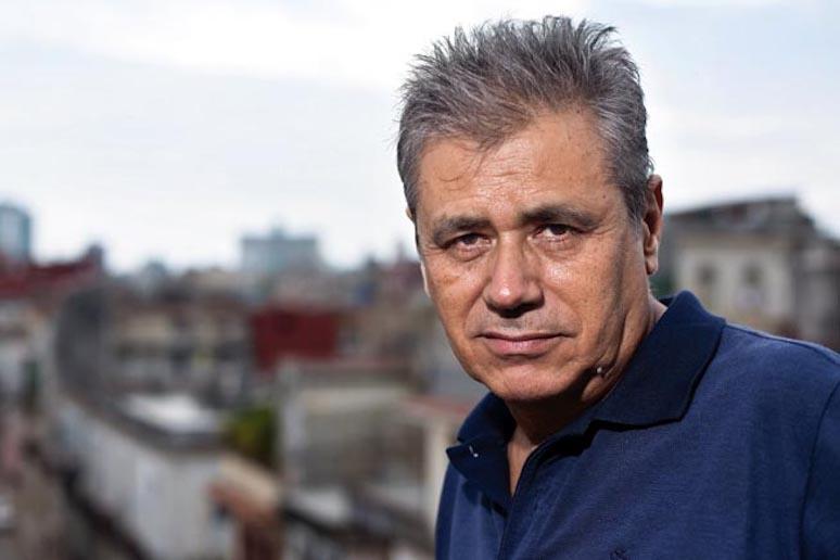 El escritor y guionista cubano Senel Paz. © Cuba Posible.