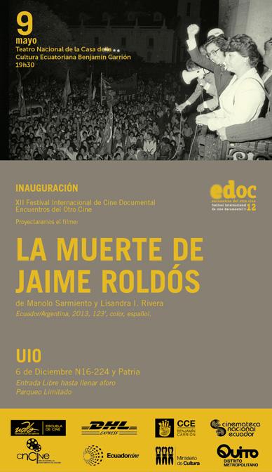 La muerte de Jaime Roldós