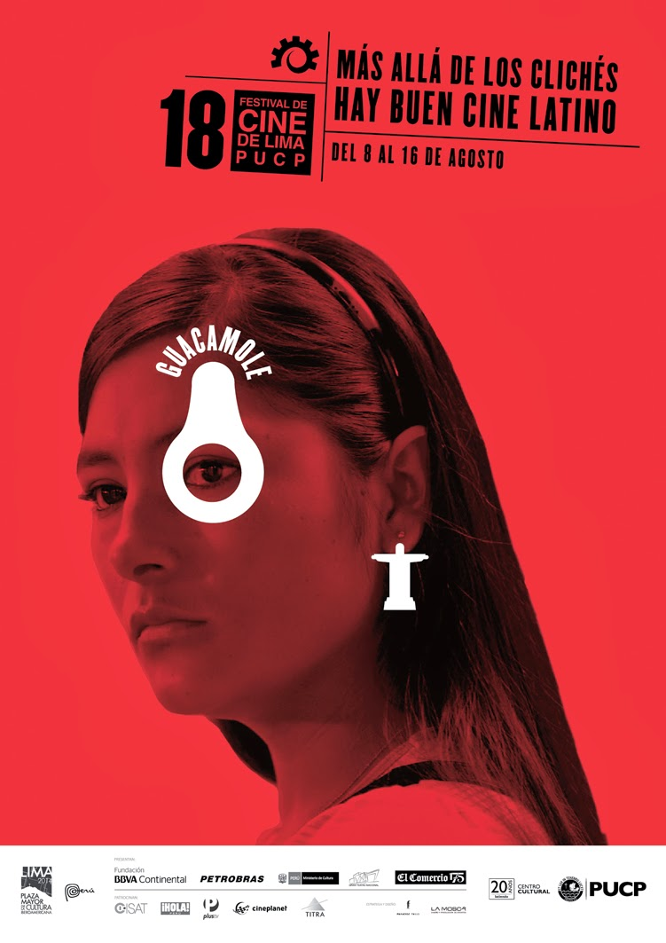 Festival de Cine de Lima 2014. Magaly Solier.